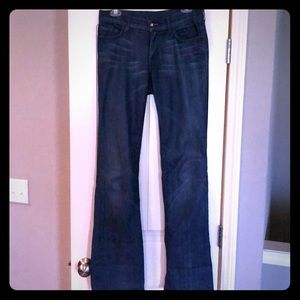 "Seven jeans extra long inseam (35"")"